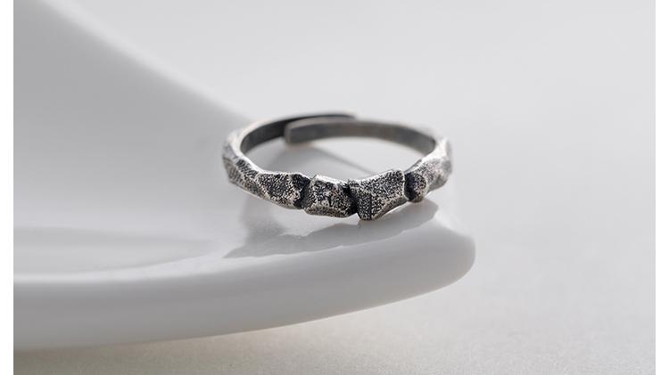 vintage ringe damen silber