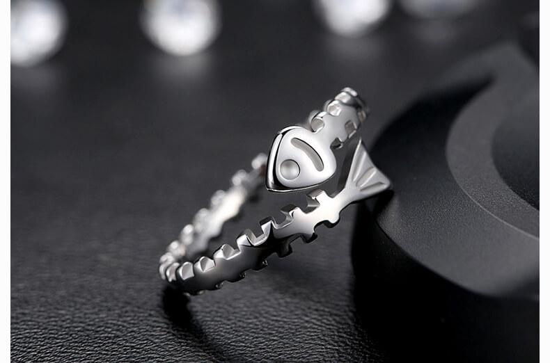 ring fischknochen