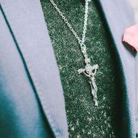 halskette anker silber