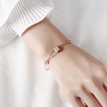 Armband Damen Silber 925 Armkette mit Zirkonia