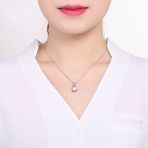 Halskette Damen Silber 925 Modeschmuck Ketten