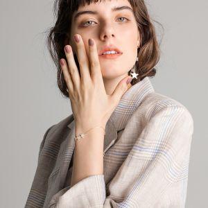 Armband Damen Stern Fashion Armreif
