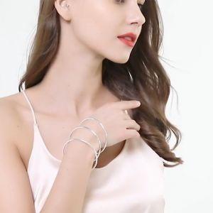 Damen Armreife mit 3 teilig Silber